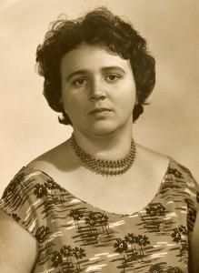 Недялкова Галина Михайловна перед самым рождением моей мамы