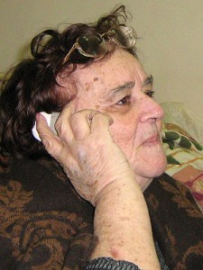 Бабушка Галя