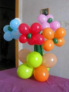 Мой букет из шаров