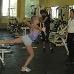 Тренировка выезда Москва Тренировка выезда