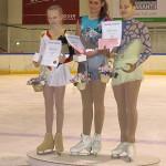 Второе место среди юниоров на Таллин Трофи 2011