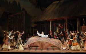 Сцена из балета Шурале в Мариинском театре